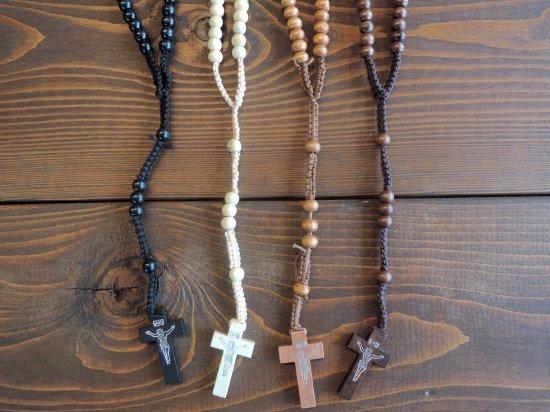 MEXICAN  Rosary ロザリオ ウッドロザリオ