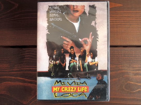DVD < MI VIDA LOCA> US輸入版