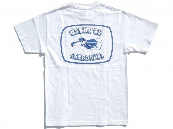 ACERS INC. エーサーズ  HECHO EN ACERS INC. S/S  Tシャツ WHITE