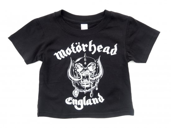 <img class='new_mark_img1' src='//img.shop-pro.jp/img/new/icons15.gif' style='border:none;display:inline;margin:0px;padding:0px;width:auto;' />Motorhead  KIDS キッズ S/S Tシャツ BLACK ブラック