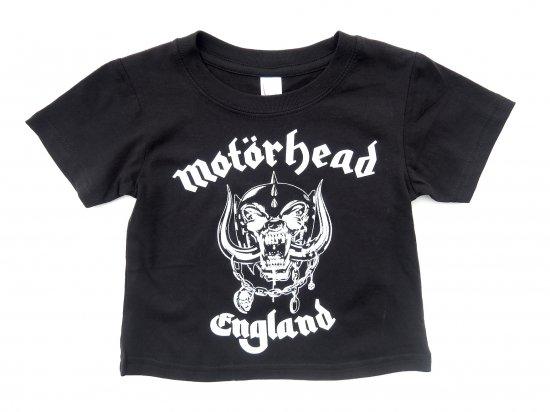 Motorhead  KIDS キッズ S/S Tシャツ BLACK ブラック