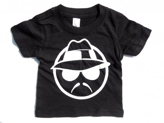 <img class='new_mark_img1' src='//img.shop-pro.jp/img/new/icons15.gif' style='border:none;display:inline;margin:0px;padding:0px;width:auto;' />LOWRIDER   KIDS キッズ S/S Tシャツ BLACK ブラック