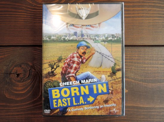 DVD < BORN IN EAST L.A. > US輸入版