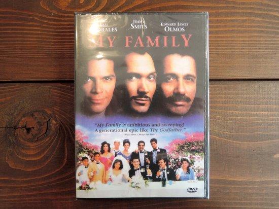 DVD <  MY FAMILY > US輸入版