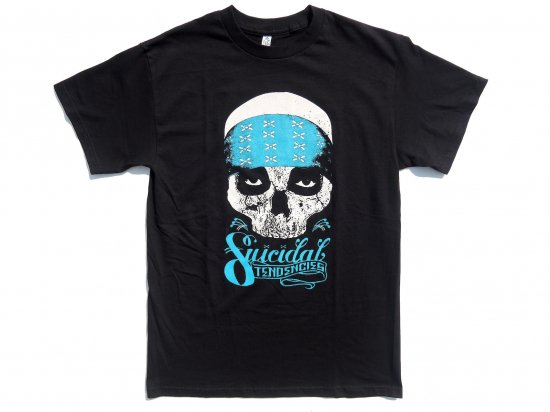<img class='new_mark_img1' src='//img.shop-pro.jp/img/new/icons15.gif' style='border:none;display:inline;margin:0px;padding:0px;width:auto;' />Suicidal Tendencies   S/S T-SHIRT BLACK ブラック