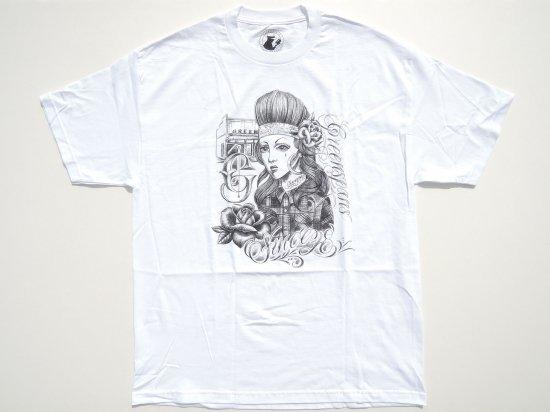 Greenspan's グリーンスパンズ  Felipe Morales   S/S Tシャツ BLACK