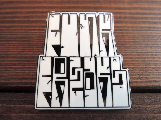 FUNK FREAKS ファンクフリークス Limited Block Stylo   ENAMEL  PINS
