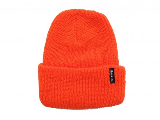 ACERS INC. エーサーズ   KNIT CAP  ニットキャップ  BLAZE ORANGE  ブレイズオレンジ