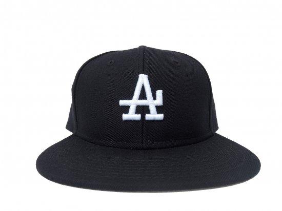 ACERS INC. エーサーズ  Los Acers SnapbackCap  BLACK  ブラック   OT