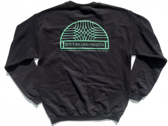 DANNY DE LA PAZ  x CALIFORNIA SOCIAL CLUB  Collaboration SWEATSHIRTS