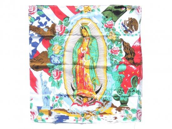 Mexican Bandana バンダナ Guadalupe