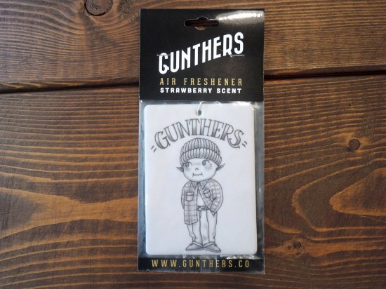GUNTHERS ガンターズ ORIGINAL AIR FRESHENER GUNTHERS STRAWBERRY ストロベリー