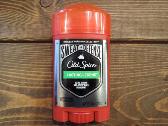 OLD SPICE オールドスパイス STRONGER  シリーズ最強 強力デオドラント 制汗剤 LASTING LEGEND