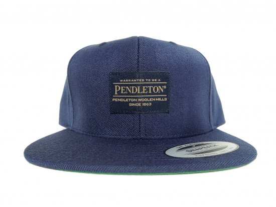 <img class='new_mark_img1' src='https://img.shop-pro.jp/img/new/icons53.gif' style='border:none;display:inline;margin:0px;padding:0px;width:auto;' />PENDLETON ペンドルトン SNAPBACK CAP NAVY