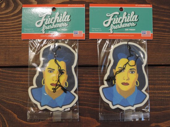 Fuchila Fresheners  AIR FRESHENER エアーフレッシュナー SAD GIRL x Living Firme