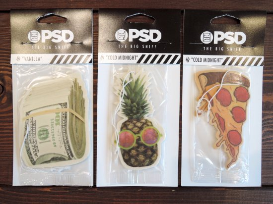 PSD THE BIG SNIFF AIR FRESHENER エアーフレッシュナー