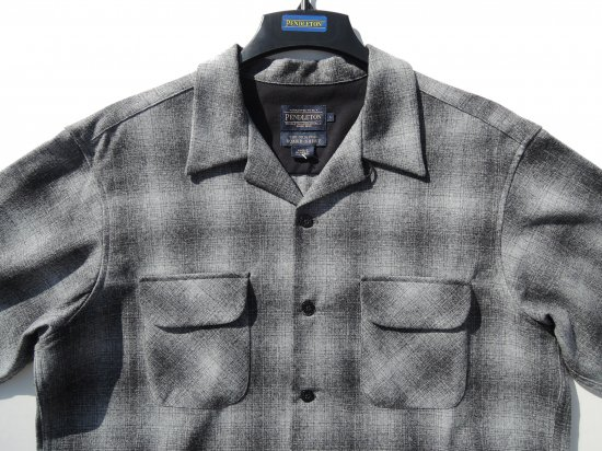 <img class='new_mark_img1' src='https://img.shop-pro.jp/img/new/icons15.gif' style='border:none;display:inline;margin:0px;padding:0px;width:auto;' />PENDLETON ペンドルトン Board Shirts  GRAY OMBRE
