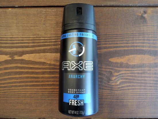 AXE アックス DEODORANT  BODY SPRAY  制汗ボディスプレー ANARCHY