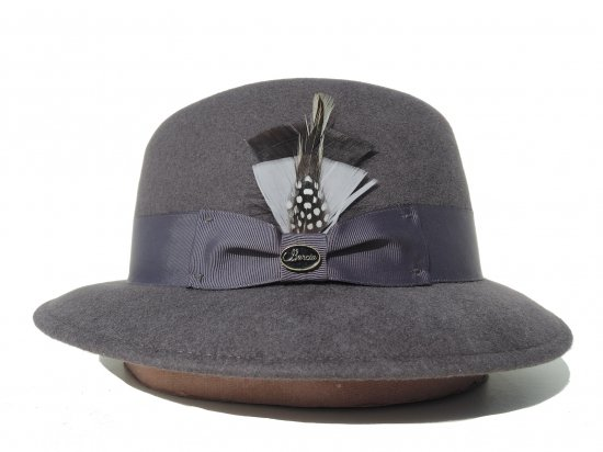 GARCIA SIGNATURE HATS ガルシアハット WOOL HATS  LOWRIDER HATS  CHARCOAL 61