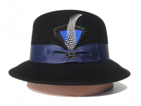 GARCIA SIGNATURE HATS ガルシアハット WOOL HATS  LOWRIDER HATS  BLACK  59