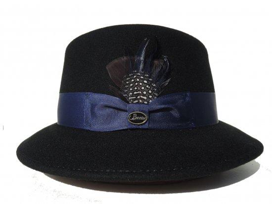 GARCIA SIGNATURE HATS ガルシアハット WOOL HATS  LOWRIDER HATS  BLACK  60