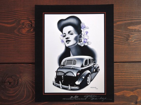 Fleetline Fine Art by Julian Mendoza
