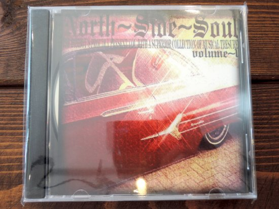 The Northern Souleros Present  North Side Soul