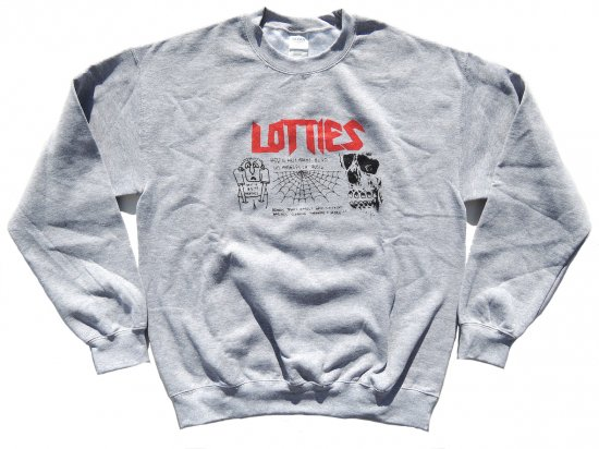 Lotties Skateshop  ロッティーズ   Sweatshirt