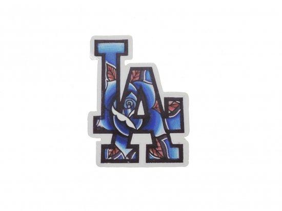 #iamgr8ful LA Sticker