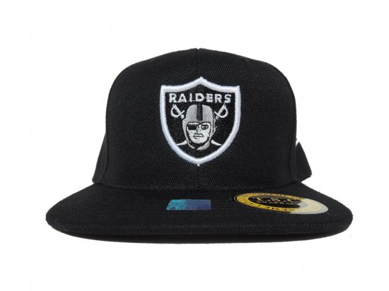 <img class='new_mark_img1' src='https://img.shop-pro.jp/img/new/icons15.gif' style='border:none;display:inline;margin:0px;padding:0px;width:auto;' />RAIDERS?  Snapback  スナップバック BLACK