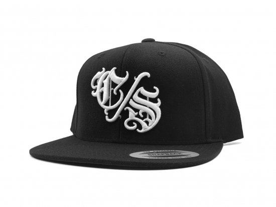 THE C/S Project OLD ENGLISH C/S  Snapback Cap