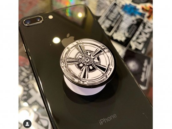 Street Coverage Photography Supreme  POP SOCKET  ポップソケット ポップグリップ