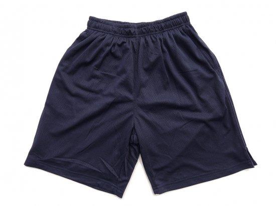 PRO CLUB プロクラブ  Comfort Mesh Athletic Shorts メッシュショート NAVY