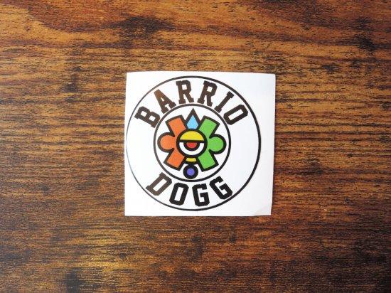 BARRIO DOGG バリオドッグ STICKER  ステッカー
