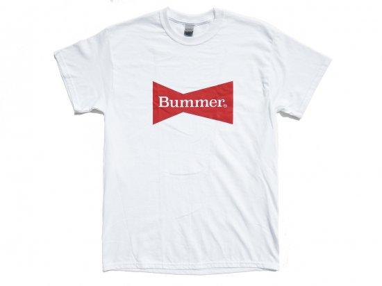 BUMMER CALIFORNIA BOW TIE T-SHIRT