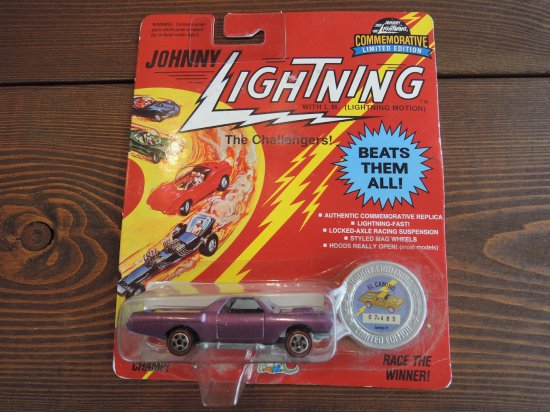 JOHNNY LIGHTNING EL CAMINO