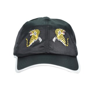 SOUVENIR TIGER CAP BLACK