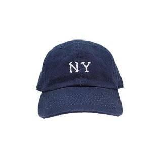 NY BONE CAP NAVY FOR KIDS