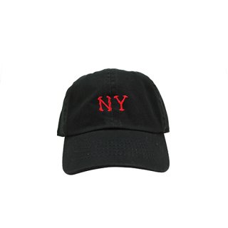 NY BONE CAP BLACK FOR KIDS