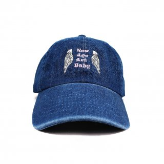 Artbaby×KaneZ WINGS CAP BLUEDENIM