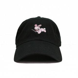 Artbaby×KaneZ BUNNY CAP BLACK