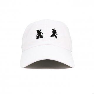 Artbaby×KaneZ GRACEDOOLES CAP WHITE