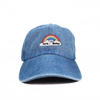 Artbaby×KaneZ RAINBOW CAP BLUEDENIM
