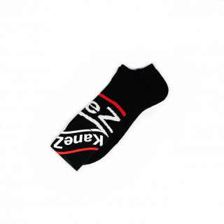 KaneZ LOGO SOCKS BLACK