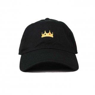 CROWN POLO CAP BLACK