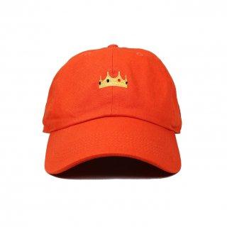 CROWN POLO CAP ORANGE