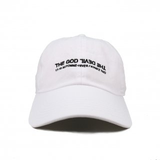 17-18A/H POLO CAP WHITE