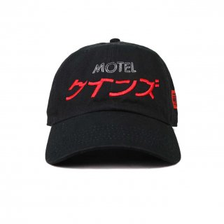MOTEL POLO CAP BLACK