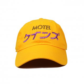 MOTEL POLO CAP GOLD