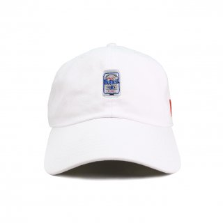 BEER POLO CAP WHITE